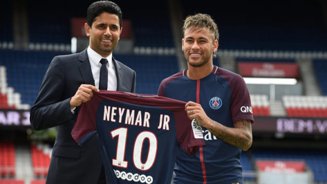 Neymar needed to move away from Messi's shadow: Pele