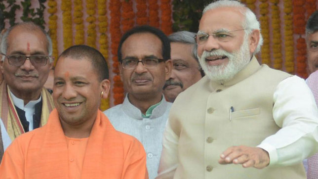 Uttar Pradesh — Woman disowned by husband for drawing portraits of PM Modi and CM Yogi Adityanath
