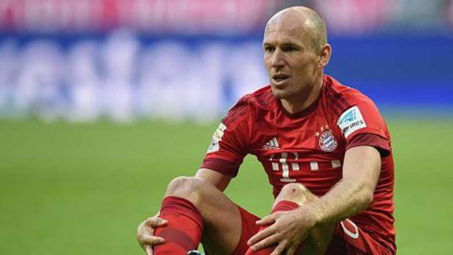 PSG-vs-Bayern-Munich-Money-doesn't-score-goals,-says-Arjen-Robben