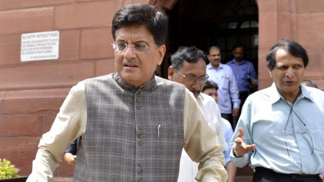 Unmanned railways crossings to go within a year: Piyush Goyal