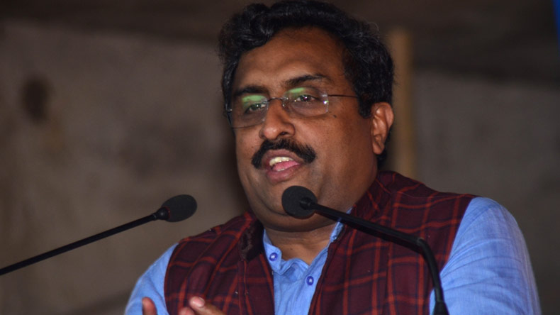 Problems in Kashmir due to decades of Congress misrule: Ram Madhav on Rahul Gandhi's Berkeley address