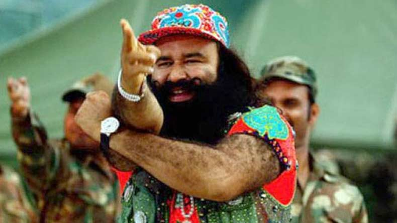 Dera Chief Gurmeet Singh moves High Court against conviction in rape case