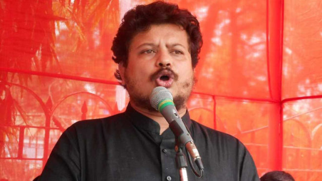 Ritabrata Banerjee expelled on four charges, including moral ground: CPI-M