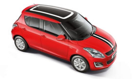Build your personalised Maruti Swift with 'i Create' scheme