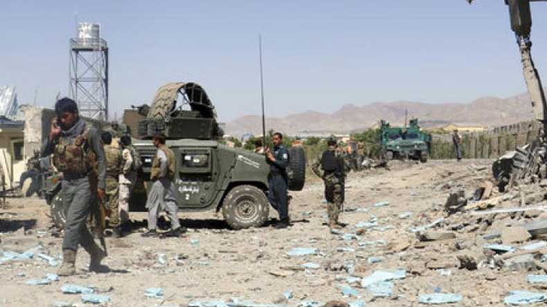Afghanistan: At least 5 killed in Taliban attack
