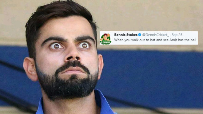 Virat Kohli's fans give it back to Aussie scribe who took a dig at the skipper