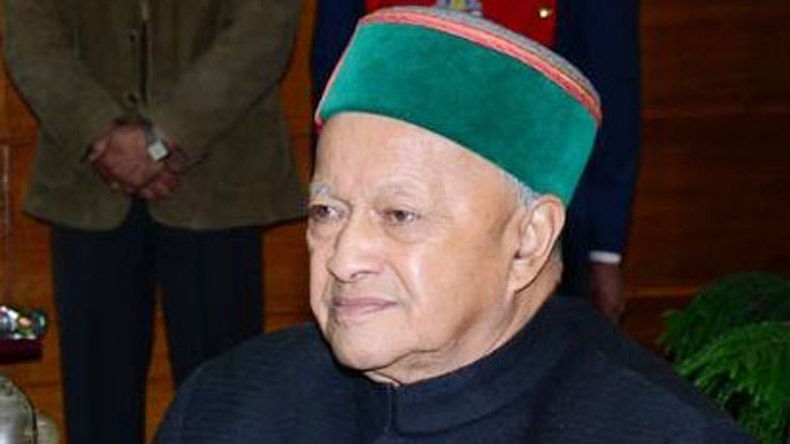 Himachal Pradesh CM Virbhadra Singh opens first phase of hydro project