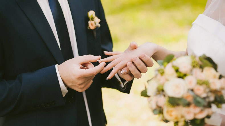 Want to stream your wedding online? Here's how to do it
