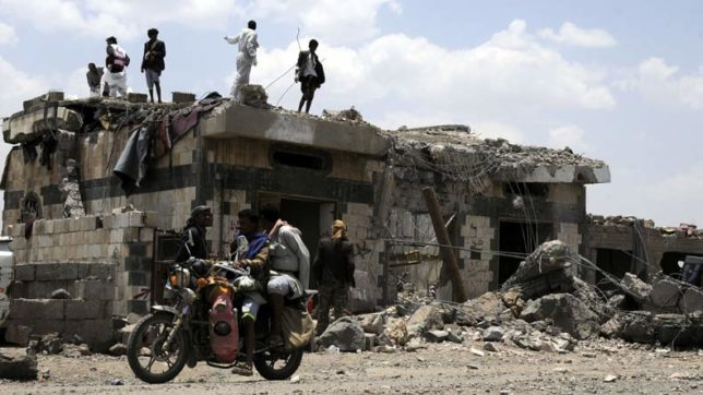More than 5,000 killed in Yemen conflict: UN report