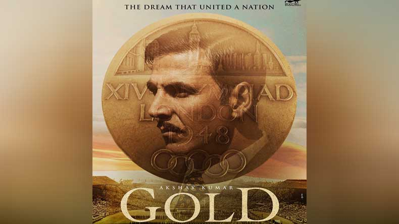 On 50th birthday, Akshay Kumar treats fans with 'Gold' poster