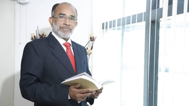 Kerala CM, others welcome KJ Alphons' cabinet induction
