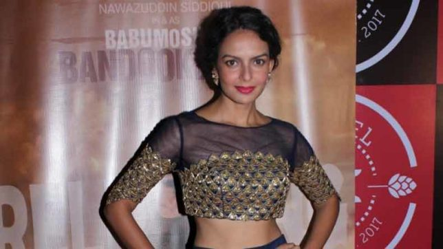 Bidita Bag keen on socially relevant films