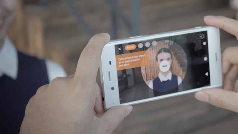 Sony's 3D creature app brings augmented reality in your smartphone