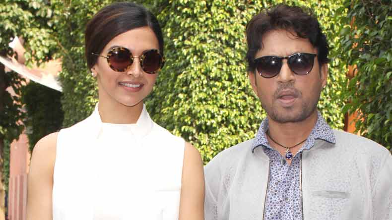 Deepika Padukone, Irrfan Khan's new film is fictional, yet untitled