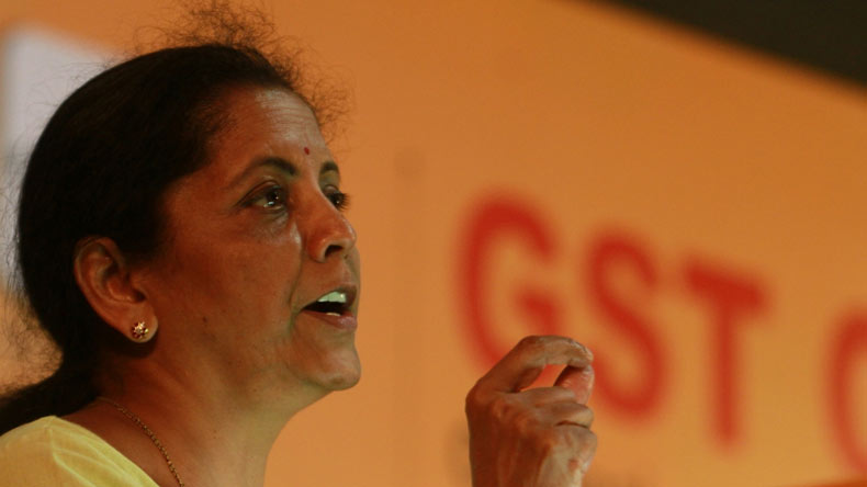Never called CAG report false: Defence Minister Nirmala Sitharaman