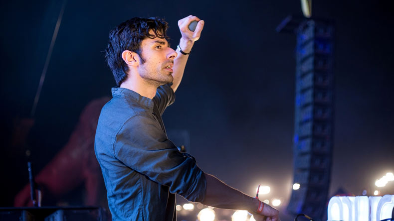 DJ KSHMR to tour India in October