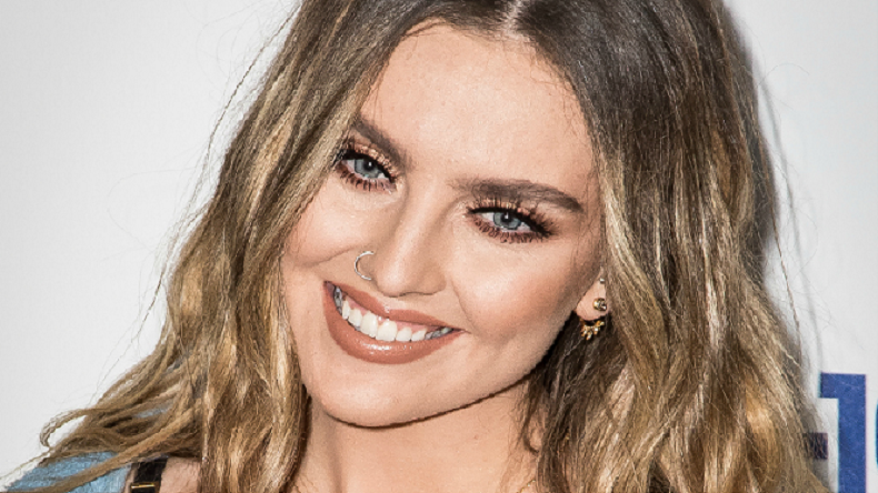 Perrie Edwards still close to footballer beau