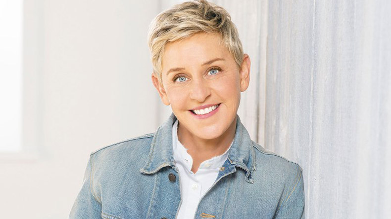 Ellen tells Megyn Kelly why she won't let Trump on her show