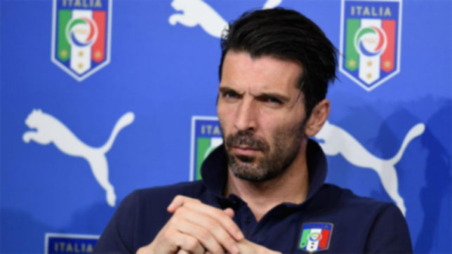 I am not affected by criticism: Gianluigi Buffon