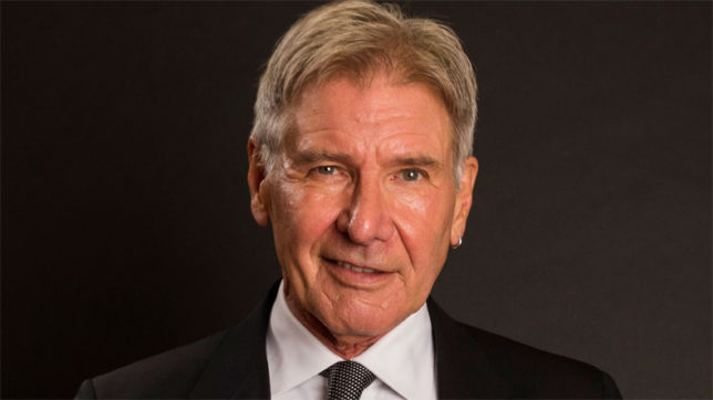 Harrison Ford wary of discussing affair with Fisher