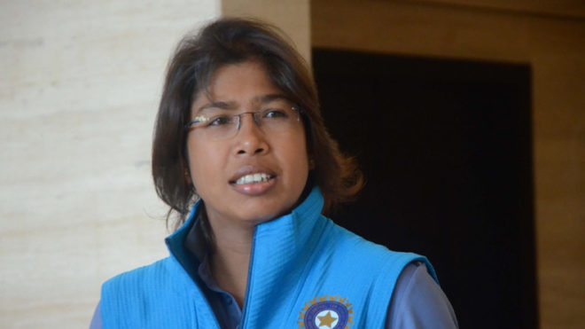 Biopic on Jhulan Goswami to be made
