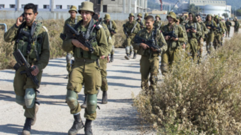 Israel conducts largest military drill in 20 years