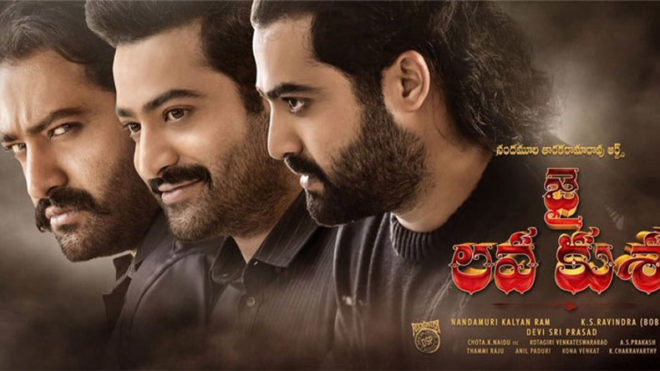 Jai Lava Kusa movie review: Jr NTR impresses in triple role