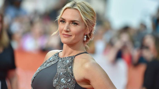 Kate Winslet can't relax