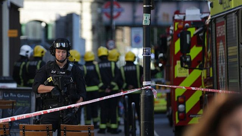 Terror threat level drops as London investigations continue