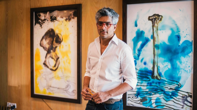 Owais Husain to present at art fair in London