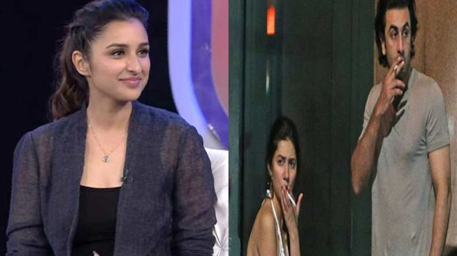 Mahira trolled for pics with Ranbir; Parineeti Chopra comes out in support