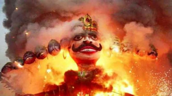 Dussehra celebrations: Arvind Kejriwal and Amit Shah share the same stage as John Abraham will burn Ravana