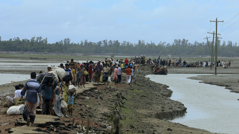 India to extend assistance to Rohingya refugees in Bangladesh