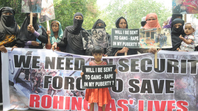 We are refugees and not illegal immigrants, Rohingyas tells SC