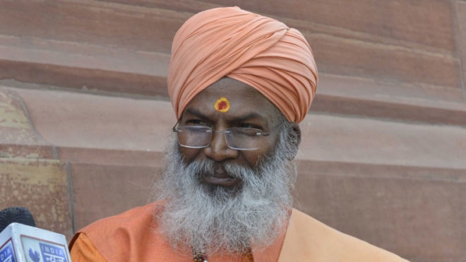 Vulgur behaviour of couple's in parks triggers rape, says Sakhi Maharaj