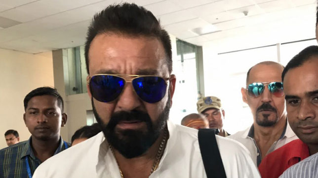 I only pray my son is not like me: Sanjay Dutt