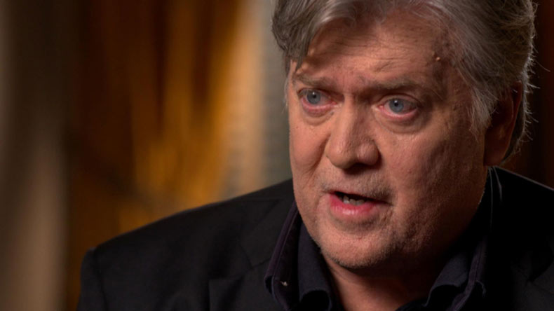 Russia investigation is waste of time: Steve Bannon