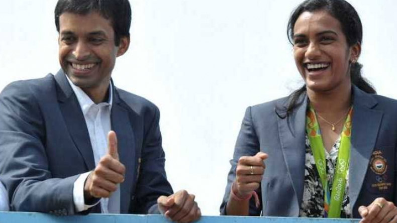 'I Hate My Teacher': PV Sindhu