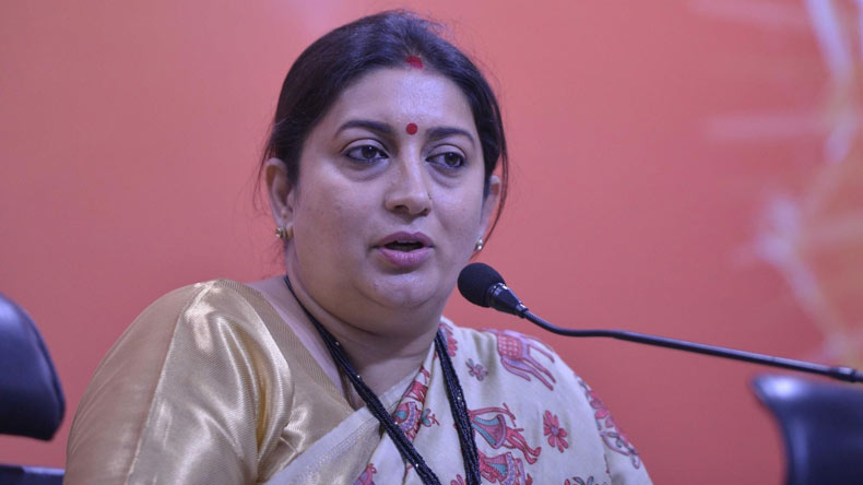 Counselling for parents of differently abled extremely important: Smriti Irani