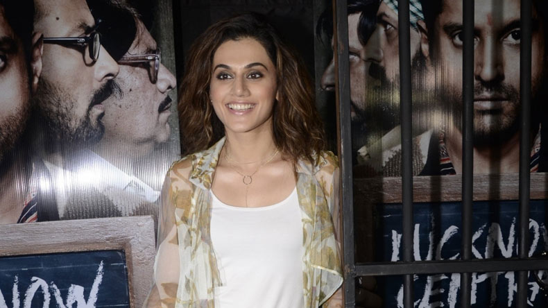 Taapsee Pannu emphasises on picking right intimate wear