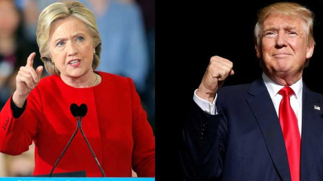 Donald Trump slams Hillary Clinton for playing 'blame game'