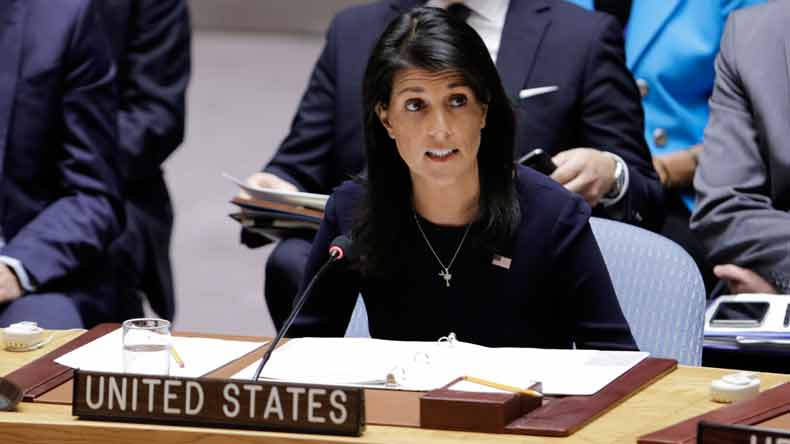 UNSC slaps new sanctions on North Korea