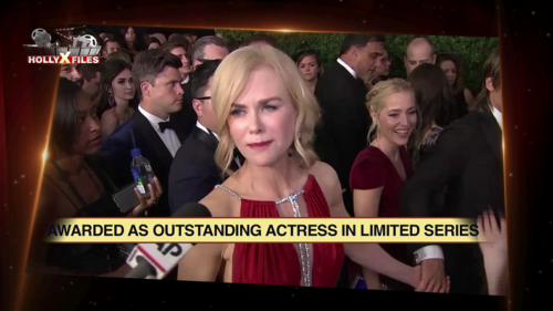 HOLLYWOOD: Nicole Kidman bags her first Emmy award and more