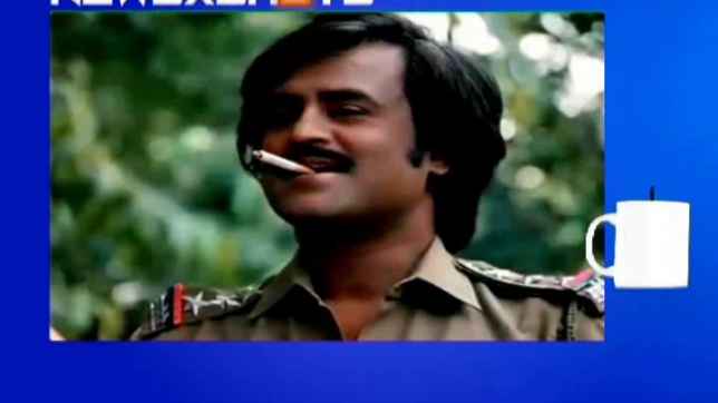 Rajinikanth the rockstar who can defy the laws of physics