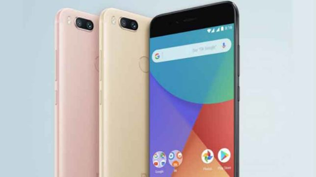 Xiaomi brings 'Mi A1' with Android One in India at Rs 14,999