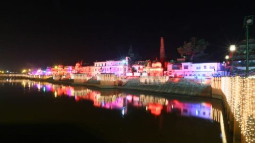 Here is why Yogi government is lighting 1.71 lakh diyas this Diwali in Ayodhya at 'Ram ki Paidi'