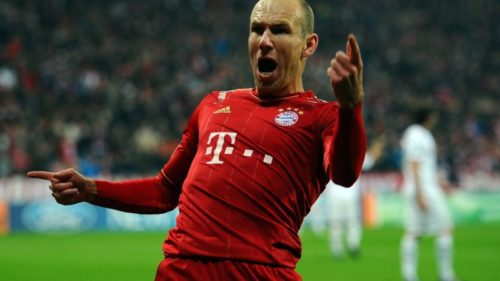 Bayern Munich winger Arjen Robben in no rush for contract extension