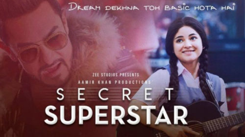 Secret Superstar box office collection Day 2: Movie earns Rs 9.30 cr on second day
