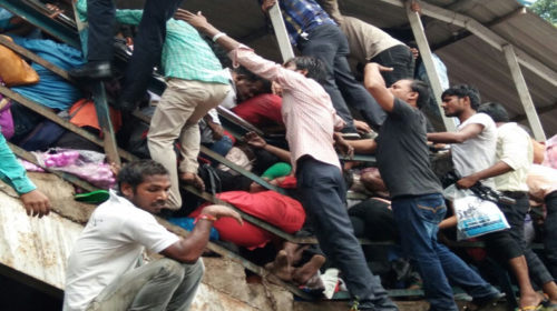 Elphinstone stampede: No dereliction of duty, no molestation - Mumbai Police
