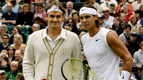 When Roger Federer and Rafael Nadal played 4 hours 48 minutes of incredible tennis